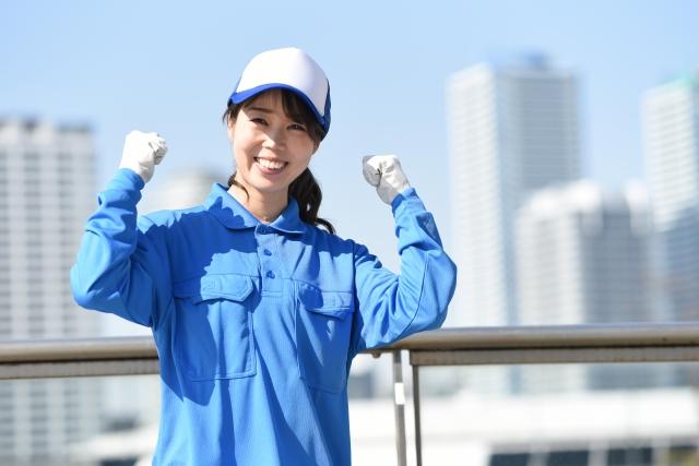 福岡に女性スタッフが担当する不用品回収業者はいる?   福岡不用品回収ゴミえもん